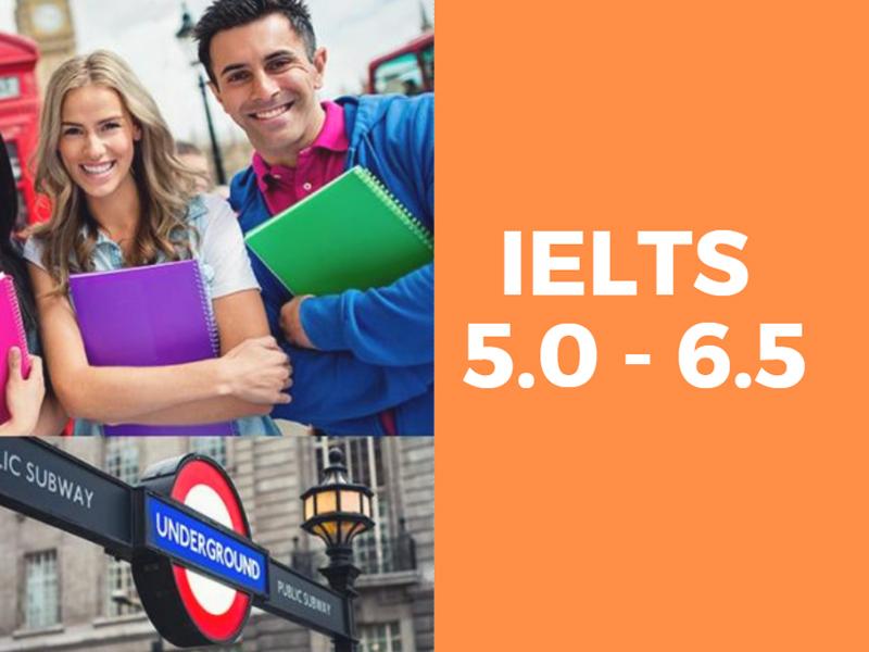 IELTS 5.0 – 6.5