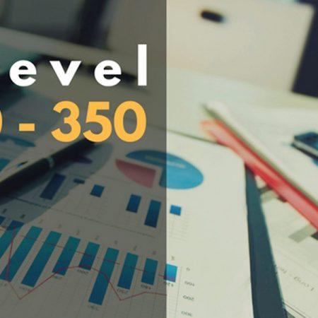 Level 0 → 350