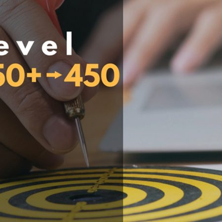 Level 350+ → 450