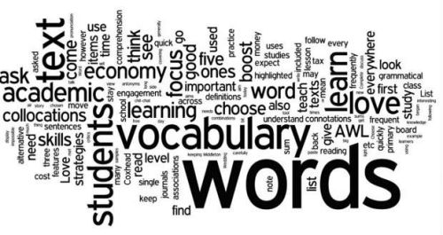 Vocabulary-words