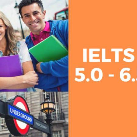 IELTS 5.0 -6.5