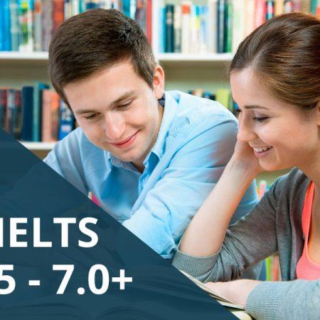 IELTS 6.5-7.5+